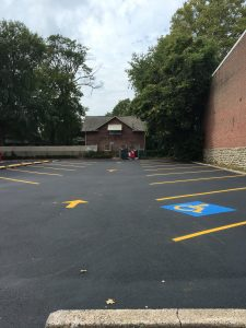 The Benefits of Parking Lot Striping | Philadelphia, PA