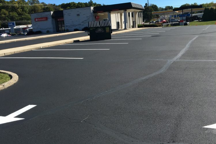 Why Asphalt Maintenance Is a Year-Round Process