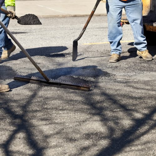 Pothole / Crack Repair
