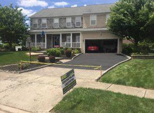 How Can I Improve an Older Residential Asphalt Driveway? driveway sealcoating philadelphia