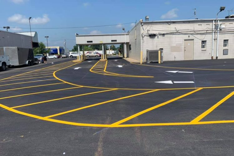 How to Construct an Effective Parking Lot Design